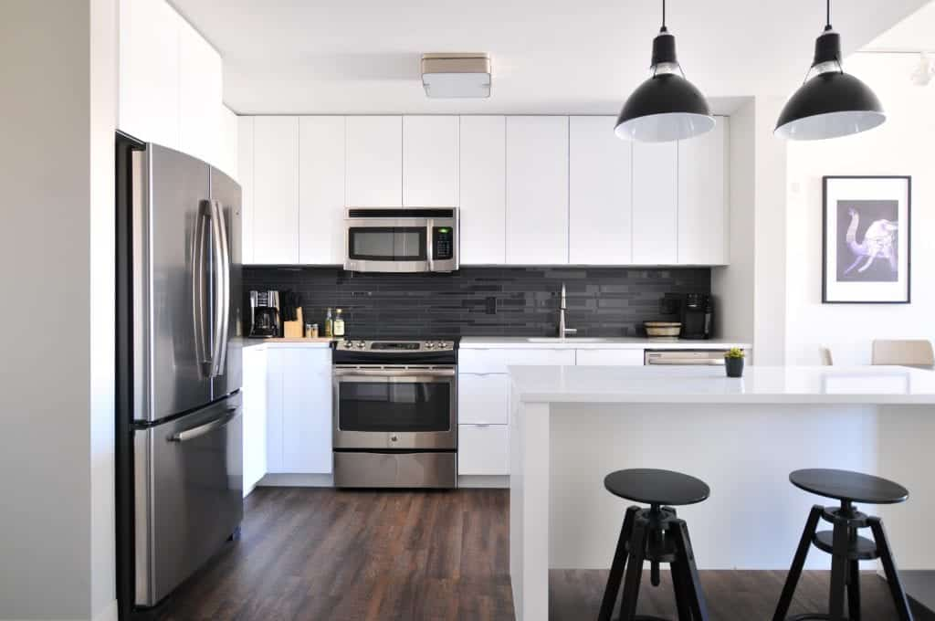 Appropriately Setting Of Kitchen